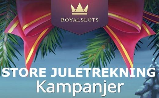Royal slots julebonus
