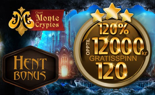 Montecryptos norsk casino