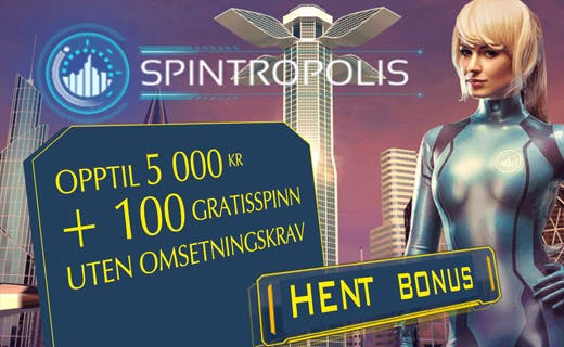 Spintropolis tilbud