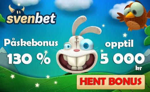 Svenbet ester bonus
