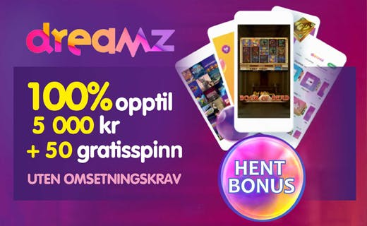Dreamz casino pa nett