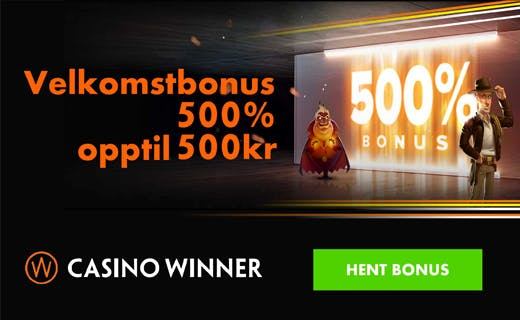 Casino winner bonus1