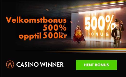 Casino winner bonus1