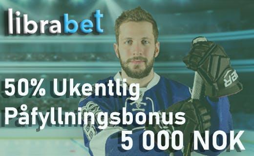 Librabet odds bonus