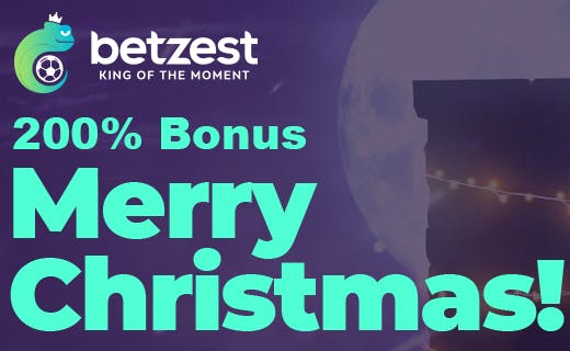 Betzest christmas casinobonus