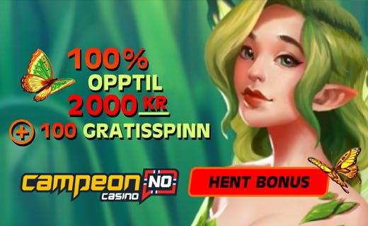 Campeonno casino bonus