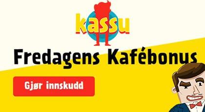Kassu norsk fredags kafebonus