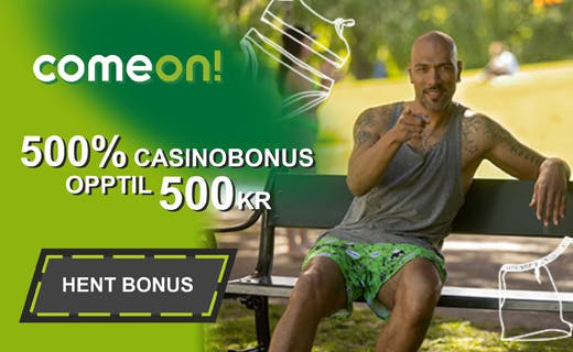 Сomeon casinobonus