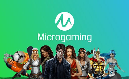 Microgaming spill