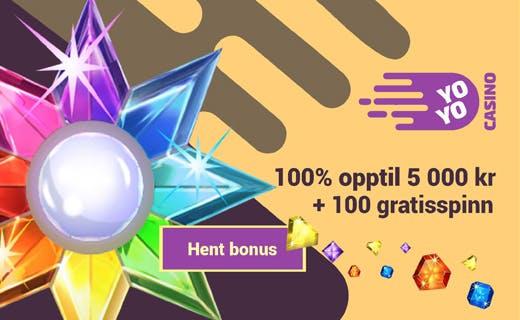 Yoyocasino bonus