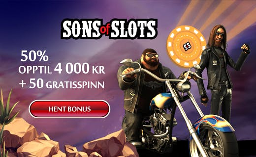 Sonsofslots casinobonus 1