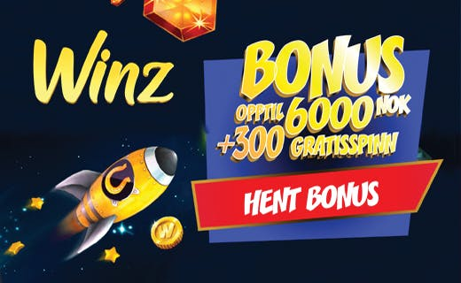 Winz casinobonus