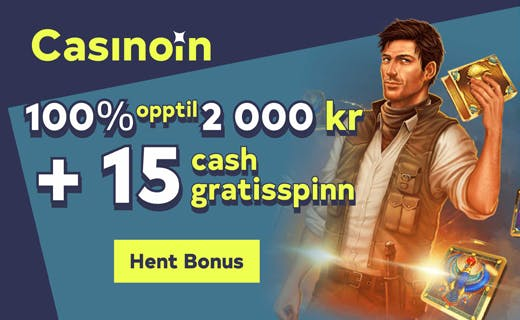 Casinoin casinobonus