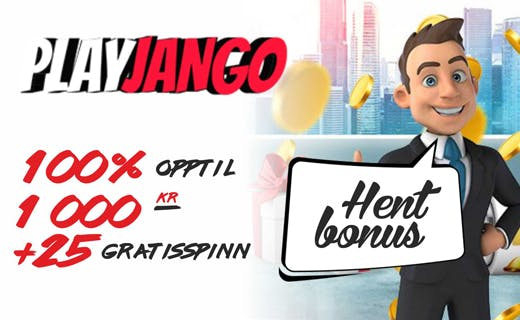 Play jango casinobonus
