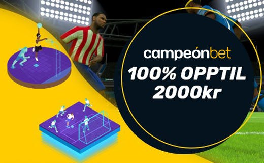 Campeonbet virtual bonus