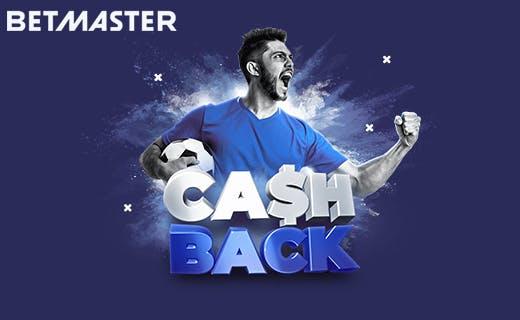 Betmaster cashback