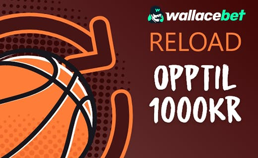 Wallacebet reload bonus