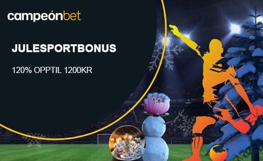 Campeonbet christmas bonus