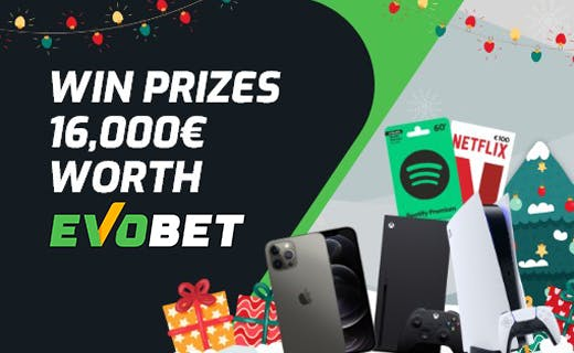 Evobet casino christmas