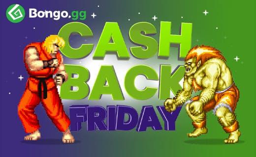 Bongo.gg cashback