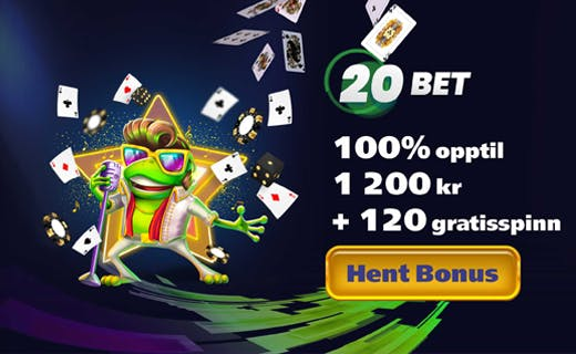 20bet casino bonus