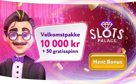 Slots palace casinobonus
