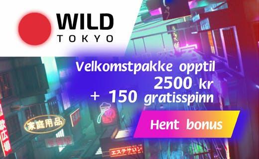 Wild tokyo casinobonus