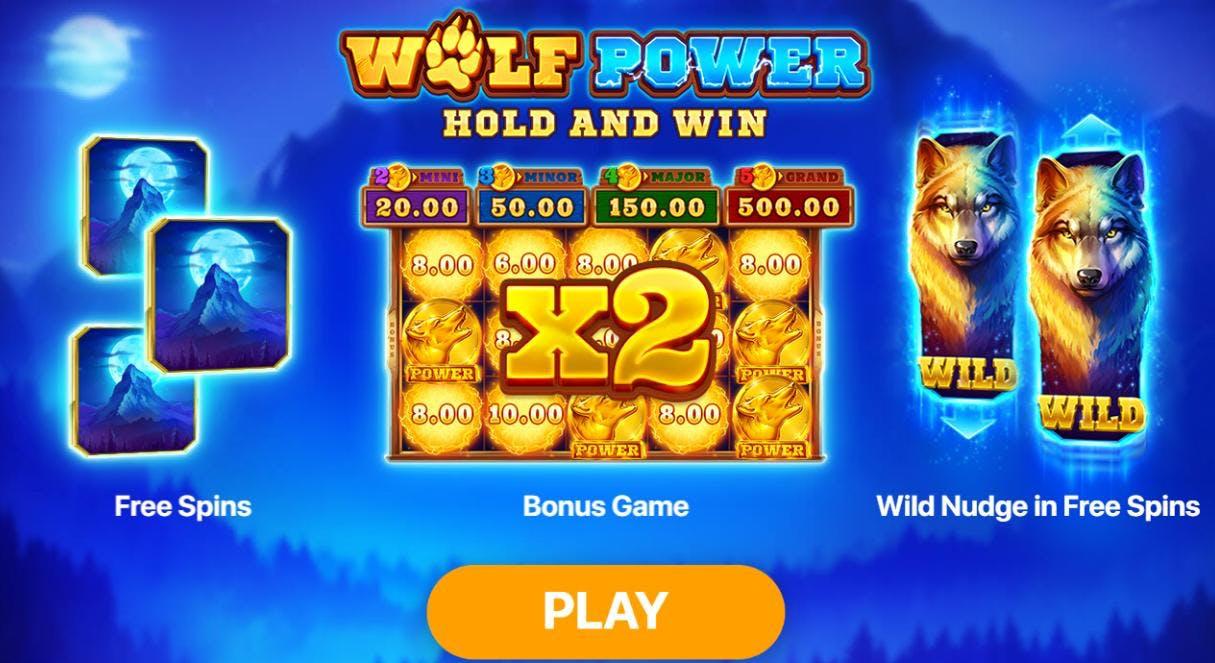 Mye spennende i vente på Wolf Power!